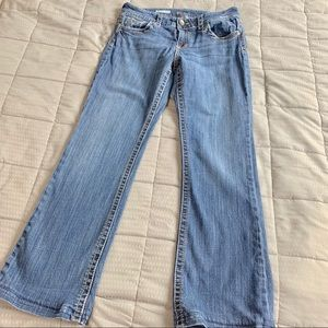 Kut From The Kloth Hight Rise Boot Cut Jeans Sz 10